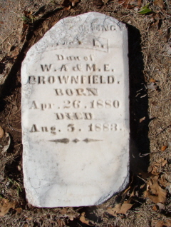 Mary E Brownfield