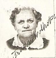 Anna Frieda <i>Glauche</i> Wolkotte