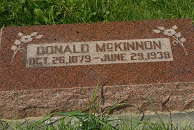 Donald McKinnon