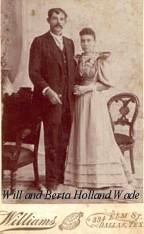 Alberta Bertha <i>Holland</i> Peters