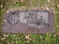 Anna T. Foss