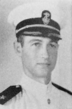 LtJG Robert C Allen