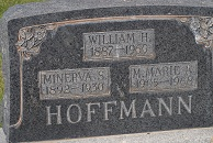 M. Marie <i>Anderson</i> Hoffmann