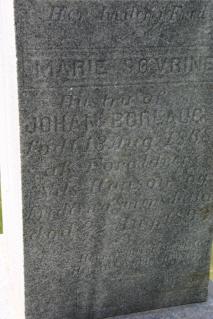 Marie Sovrine Borlaug