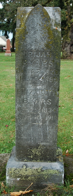 Sarah Elizabeth <i>Huff</i> Byars