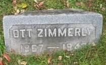 Ott Zimmerly