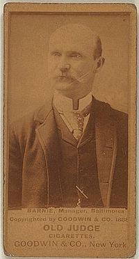 William Harrison Billy Barnie