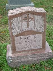 Jacob J Kacur