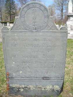 Abigail <i>Bartholomew</i> Frissell Paine