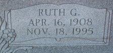 Ruth G <i>Hathaway</i> Griffard