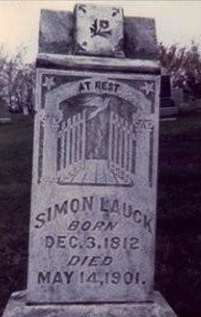 Simon Madison Lauck, Sr