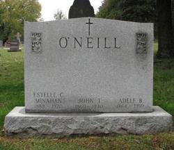 Barbara Adelle <i>Stader</i> Oneill