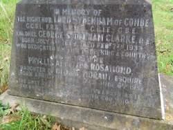 Lady Phyllis Angelina Rosamond <i>Morant</i> Clarke