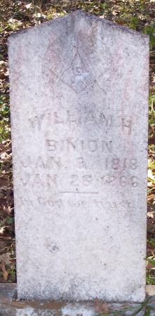 William Hardin Binion