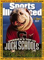 Uga Mascot Bulldog VII