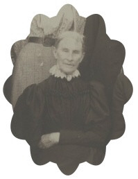Harriet A. Hattie <i>Oviatt</i> Clark