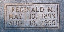 Reginald M Brandt