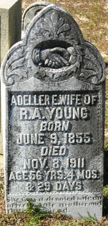 Adella <i>Reed</i> Young