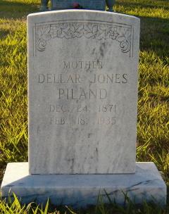 Dellar <i>Jones</i> Piland