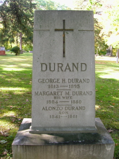 Alonzo Durand
