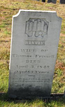 Hannah <i>Phillips</i> Frissell