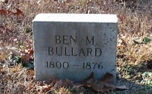 Benjamin M. Bullard