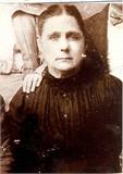 Delia Ann Frances Dillie <i>Massey</i> Crosson