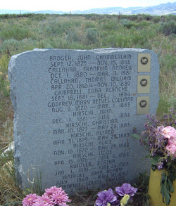 Park Valley Pioneer Cemetery