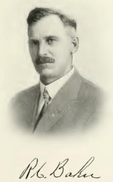 Reuben Carlton Baker
