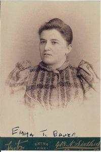 Emma Grim <i>Trexler</i> Bauer