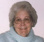 Margaret P Anderson