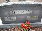 Florence Lee <i>Raper</i> McCain