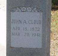 John A Cloud