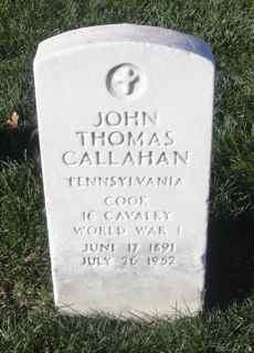 John Thomas Callahan