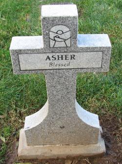 Infant Blessed Asher