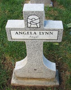 Infant Angel Angela Lynn