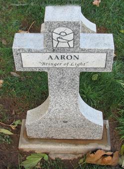 Infant Bringer of Light Aaron