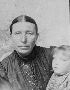 Mary Harriet <i>Burgess</i> Bullard