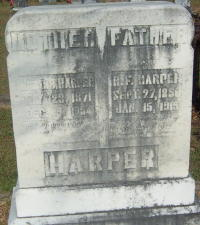 Robert Franklin Frank Harper