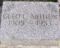 Cleopatria Loretta <i>Stump</i> Arthur