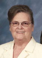 Shirley Lou Ann <i>Doyle</i> Sims