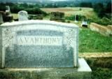 Alston Van Buren Anthony
