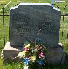 Henrietta <i>Snyder</i> Moore