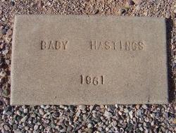 Baby Hastings