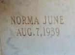 Norma June Aldrete