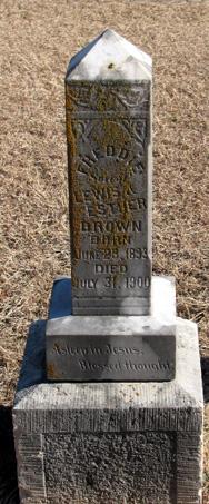 Fred Freddie Brown