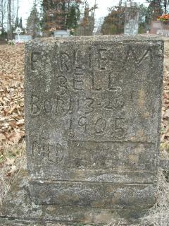 Earlie M. Bell