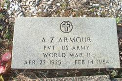 Pvt A Z Armour