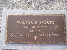 Walter Donald Sports