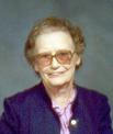 Bertie Thelma <i>Weir</i> Burnett